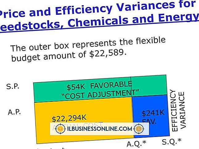 Was ist eine flexible Budgetabweichung mit festen Kosten?