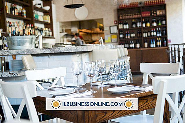 Eksempler på forretningsplaner for restauranter
