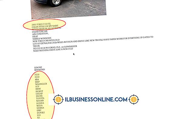 Kategori forretningsplanlægning og strategi: Sådan filtreres Craigslist