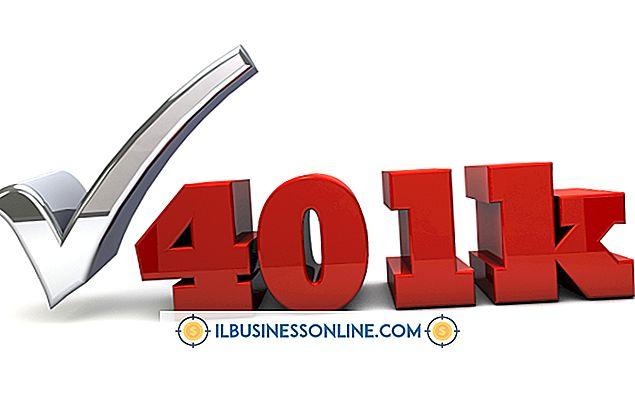 Retningslinjer for en bedrift å avslutte en 401-plan