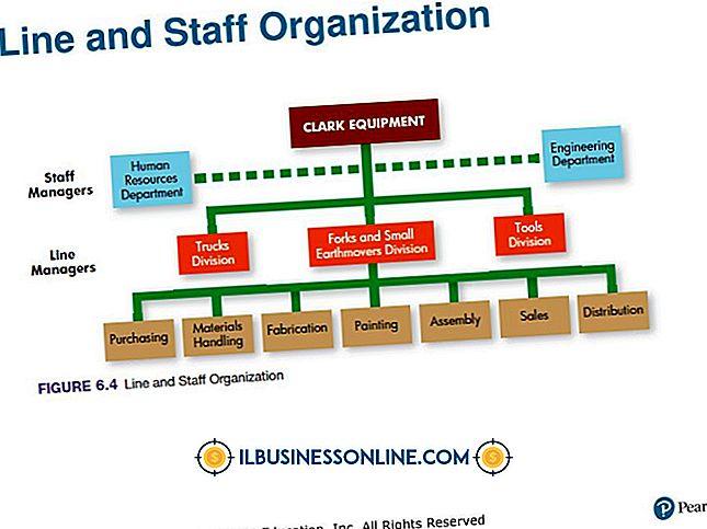 Kerugian Struktur Organisasi Lini & Staf