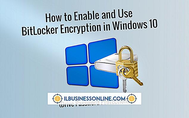 Sådan krypteres med BitLocker