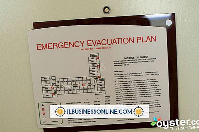 Un plan de emergencia en caso de desastre para una instalación hotelera