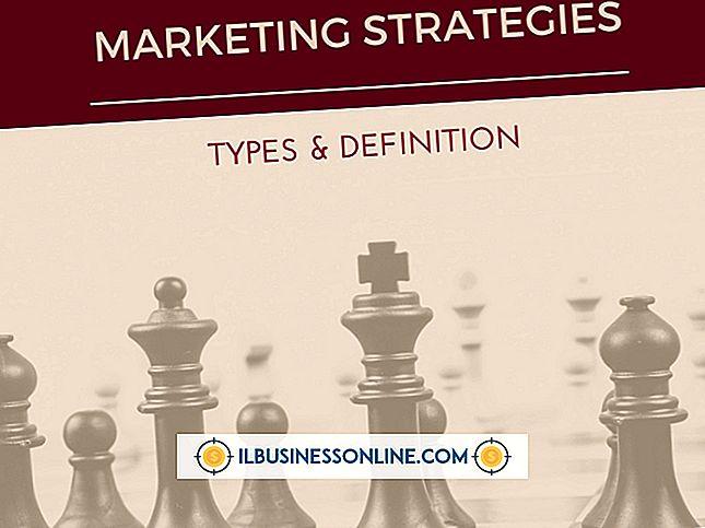 Kategorie Geschäftsplanung & Strategie: Verschiedene Arten von Geschäftsstrategien