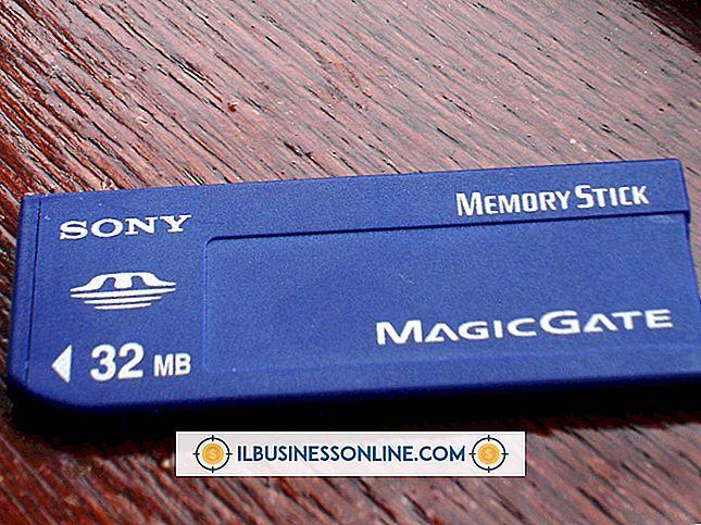 วิธีการป้องกันการเขียน Memory Stick Pro Duos ของ Sony