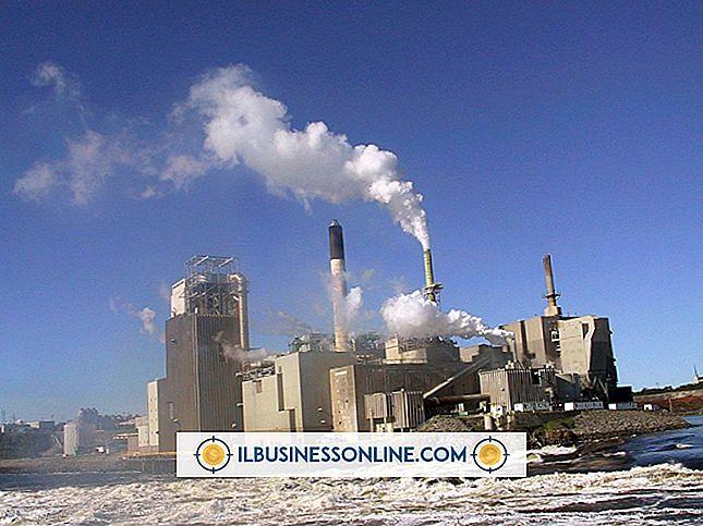 पर्यावरण के मुद्दे जो व्यवसाय को प्रभावित करते हैं