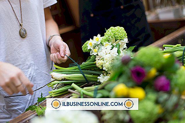 Guía para convertirse en un consultor floral