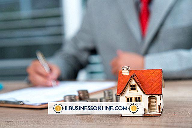 Como escrever um plano de negócios para um agente imobiliário