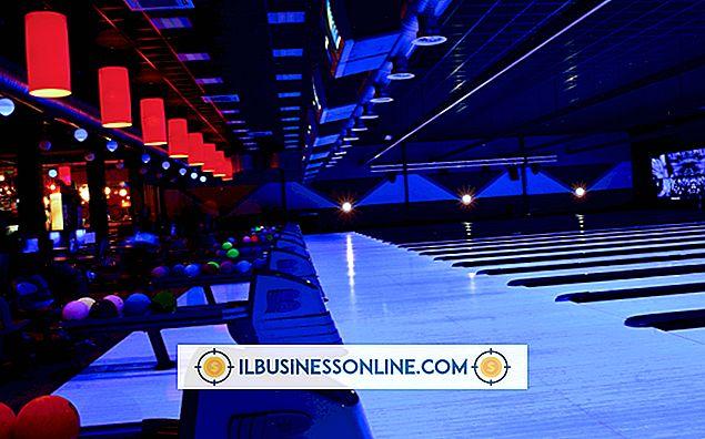 Vad skulle vara ett visionsverk för en bowlinghall?