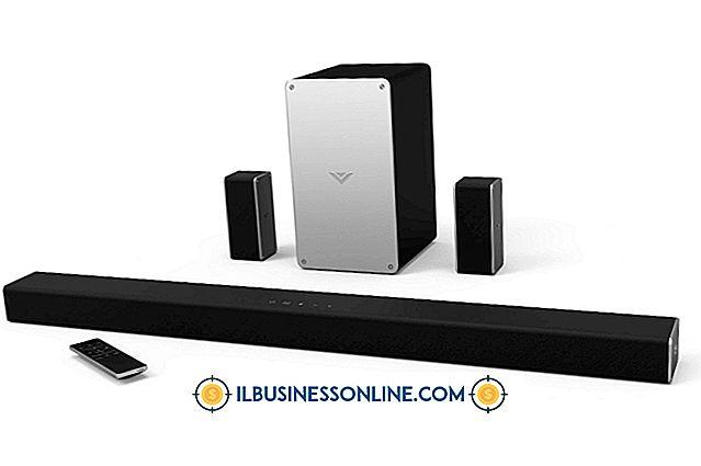 การวางแผนและกลยุทธ์ทางธุรกิจ - วิธีใช้ iPod ด้วย Vizio Sound Bar