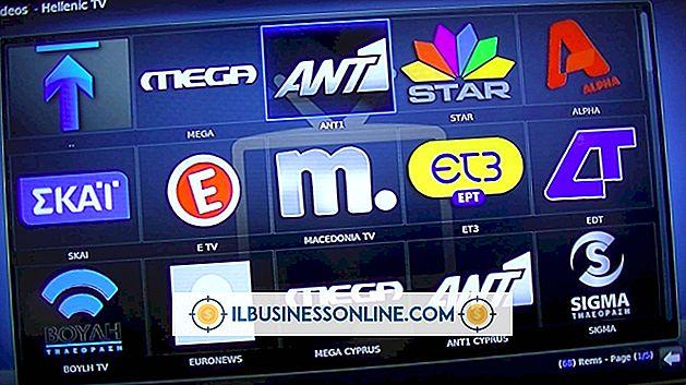 Sådan skriver du en forretningsplanskabelon til en Broadcast Company Channel