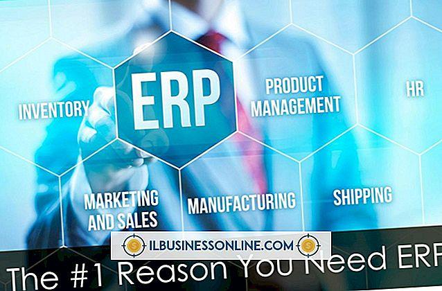 De gevolgen van Enterprise Resource Planning voor bedrijven