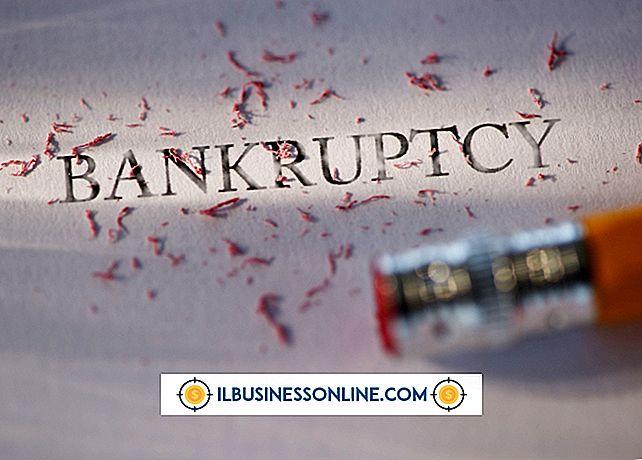 Sådan arkiveres en ændret fritagelse efter konkursudladning