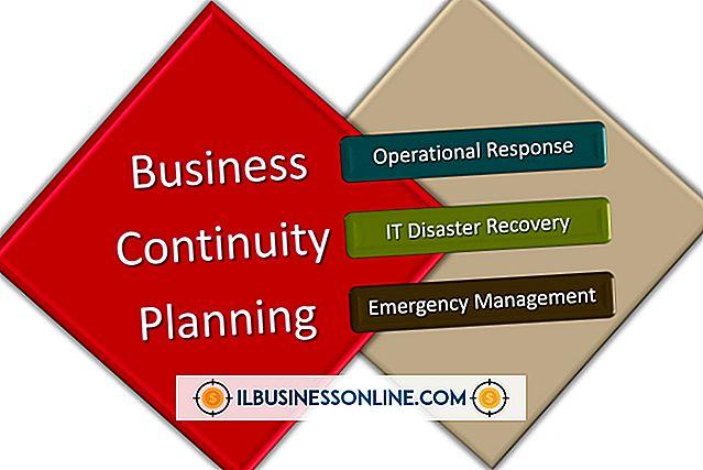 การวางแผนและกลยุทธ์ทางธุรกิจ - ทำไมต้องใช้แผนความต่อเนื่องทางธุรกิจ