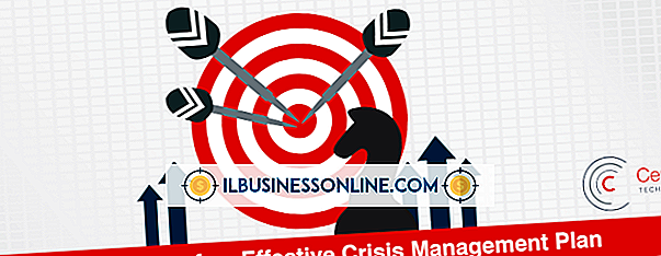 Elemente eines guten Krisenmanagementplans