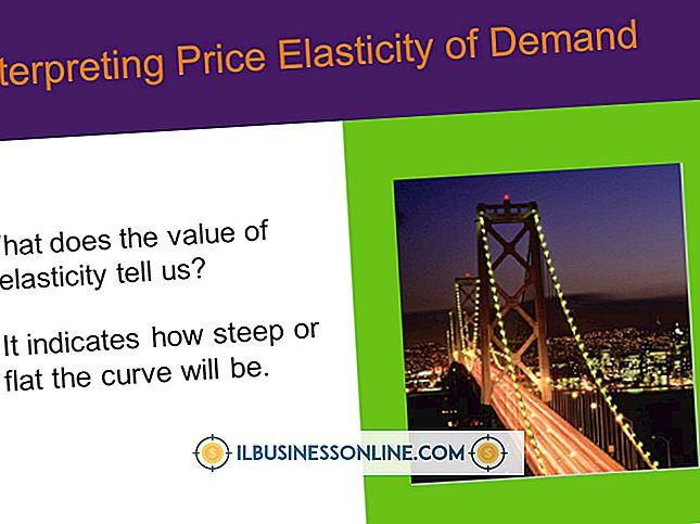 ¿Qué significa la elasticidad en una empresa?
