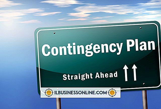Apa Yang Terjadi Ketika Bisnis Memiliki Rencana Kontinjensi?