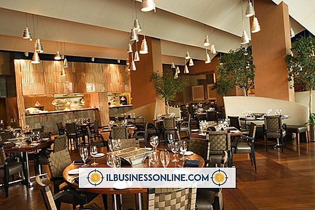 Objetivos y metas ambientales para restaurantes