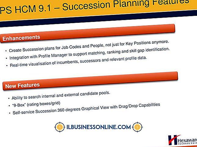Kategori perencanaan & strategi bisnis: Fitur Perencanaan Suksesi