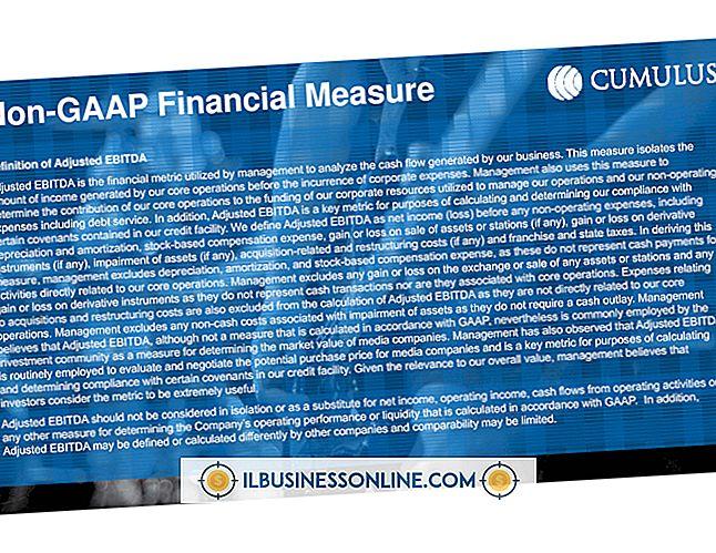 Categoría planificacion de negocios y estrategia: Sobre el umbral de capitalización GAAP