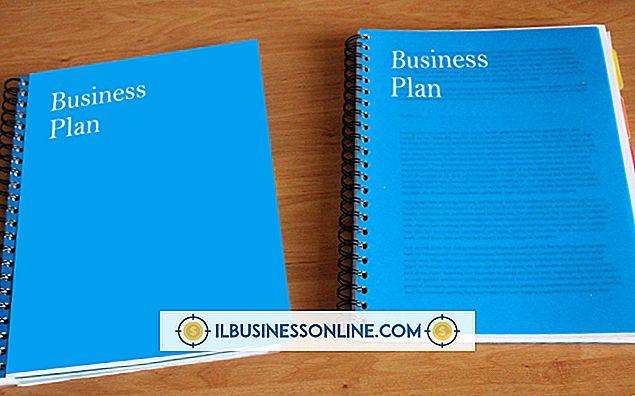 Bir İş Planının Yazılı Olarak Formatlanması
