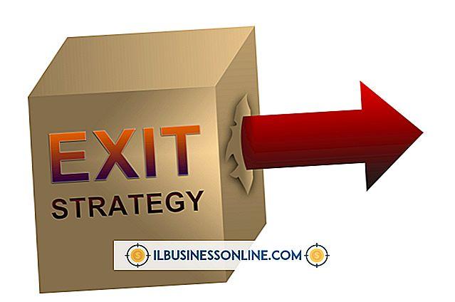 Ejemplos de una estrategia de salida del plan de negocios