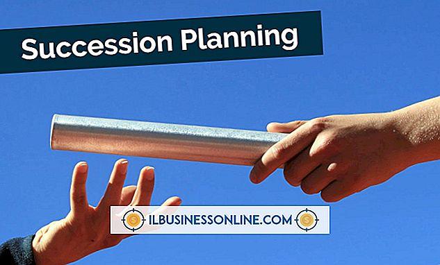 Kategori forretningsplanlægning og strategi: Typer af successionsplanlægning