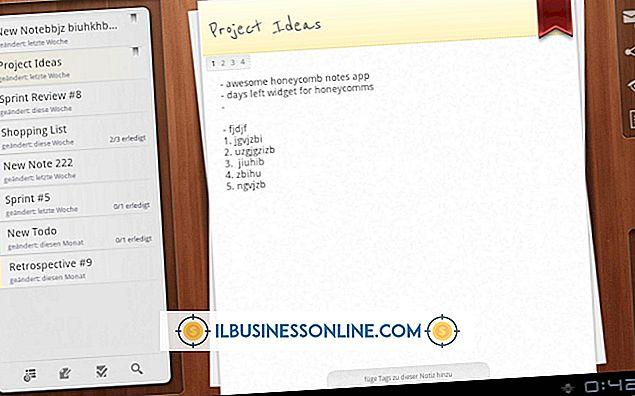 Kategori forretningsteknologi og kundesupport: Gode notatbøker for Android