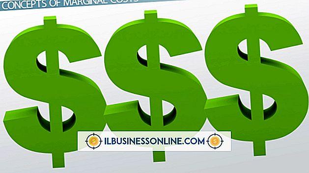 Thể LoạI công nghệ kinh doanh & hỗ trợ khách hàng: Ví dụ về định giá cận biên