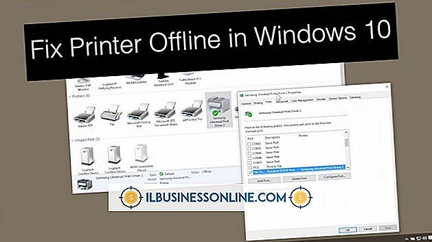 Categorie zakelijke technologie en klantenondersteuning: Waarom blijft Windows Offline werken controleren?