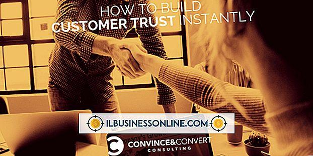 Cómo establecer la confianza con el cliente