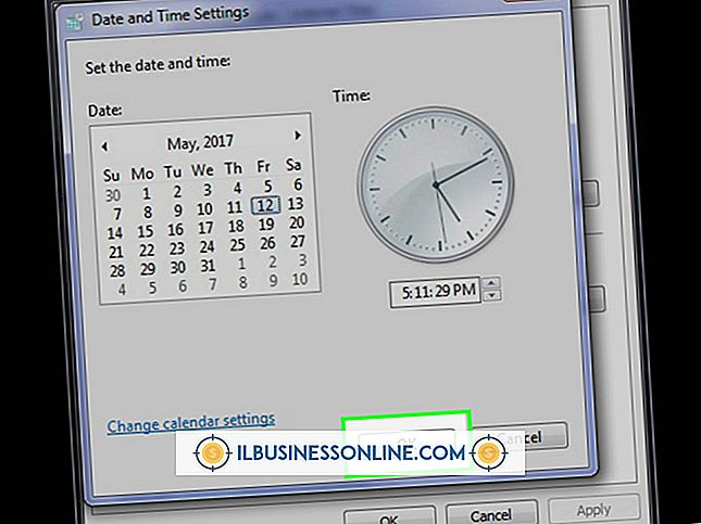 tecnología empresarial y soporte al cliente - Dos formas de cambiar la fecha y la hora en su computadora