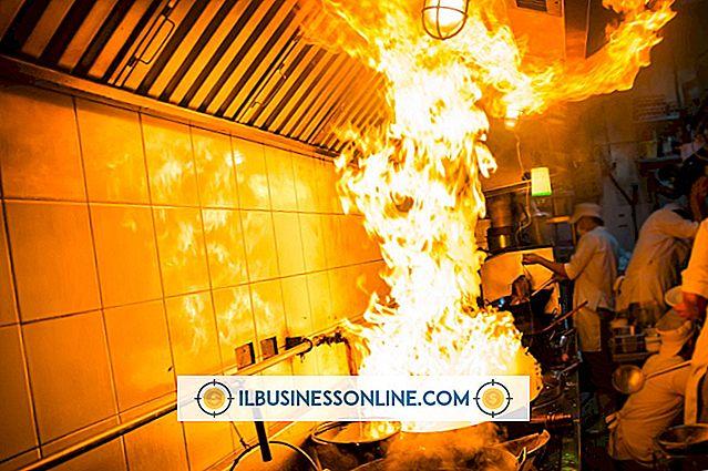 Categoría tecnología empresarial y soporte al cliente: Prevención de incendios para restaurantes