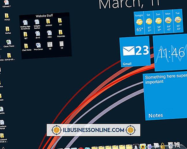 Möglichkeiten zur Personalisierung Ihres Laptops