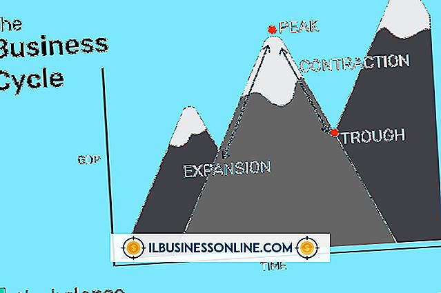 Categoria tecnologia de negócios e suporte ao cliente: Causas de um ciclo de negócios