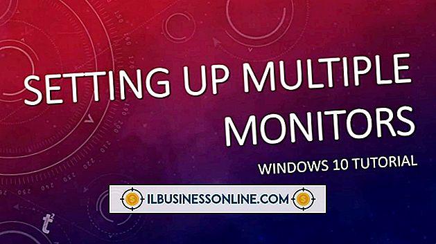 Jak włączyć dwa monitory w systemie Windows 7