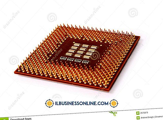 So geben Sie die CPU-Nutzung frei