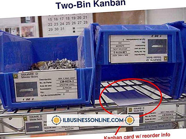 Kategori forretningsteknologi og kundesupport: Sådan bruges kort i et Kanban-system