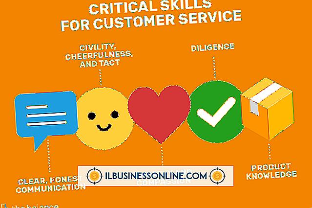 Beispiele für Restaurant Customer Service Skills
