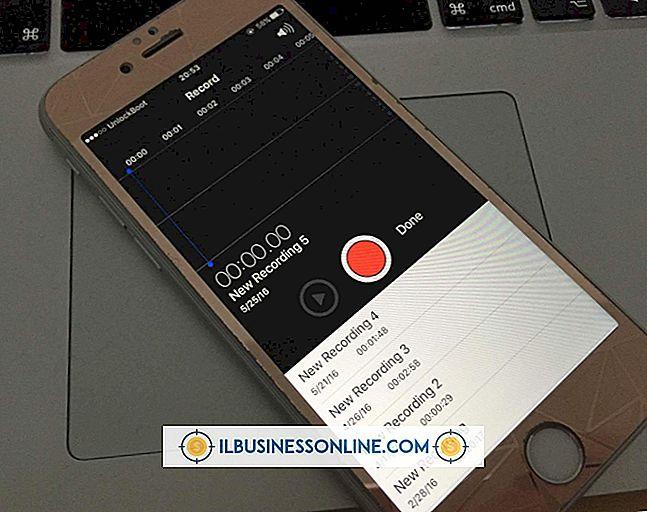 श्रेणी व्यापार प्रौद्योगिकी और ग्राहक सहायता: कैसे मेरे iPhone से वॉयस मेमो अपलोड करने के लिए