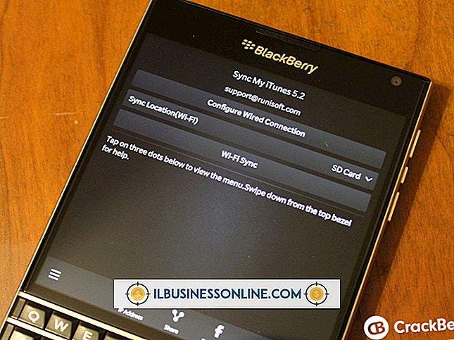 Kategorie Geschäftstechnologie & Kundenbetreuung: So laden Sie Musik von iTunes zu BlackBerry Bold herunter