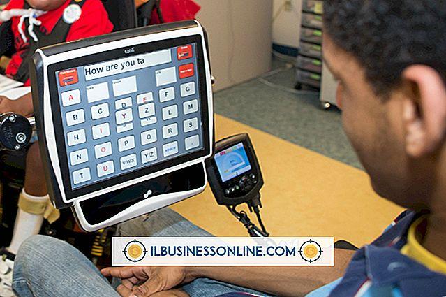 श्रेणी व्यापार प्रौद्योगिकी और ग्राहक सहायता: संचार के लिए सहायक प्रौद्योगिकी के उदाहरण