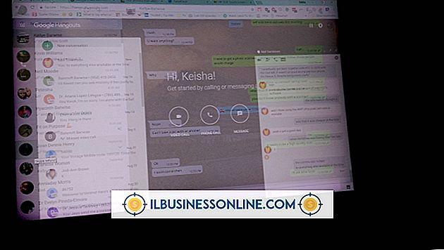 Kategorie Geschäftstechnologie & Kundenbetreuung: Wie man einen Bildschirm schüttelt