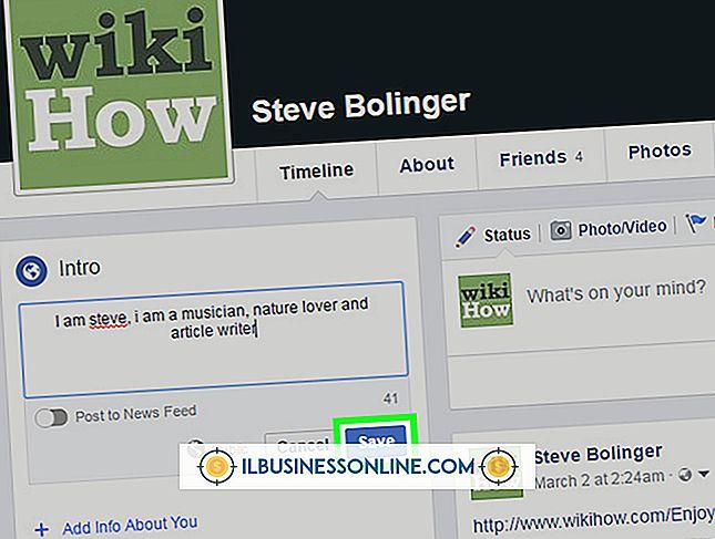 Hoe de kleur van de Blue Box op Facebook te veranderen