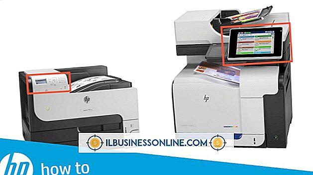 Sådan opgraderes firmware på en printer fra en computer