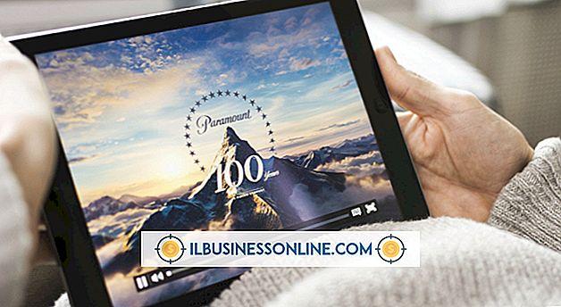 Kategori företagsteknik och kundsupport: Så titta på filmer på en iPad