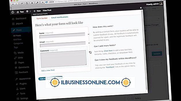 Hoe Wufoo Forms te gebruiken op WordPress