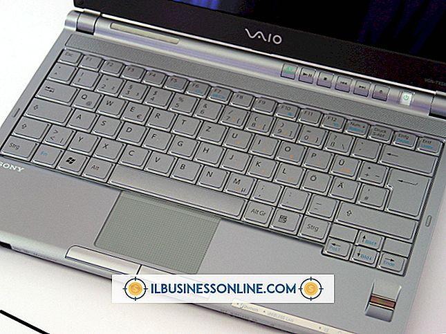 So aktivieren Sie eine Tastatur auf einem Sony-Laptop