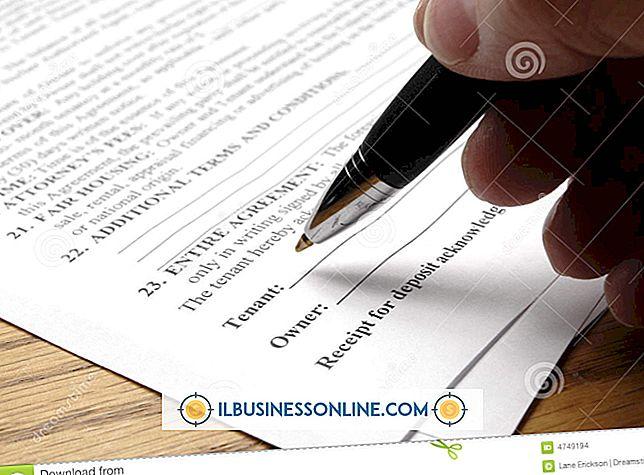So schreiben Sie einen Verkäufer-Finanzierungsvertrag auf
