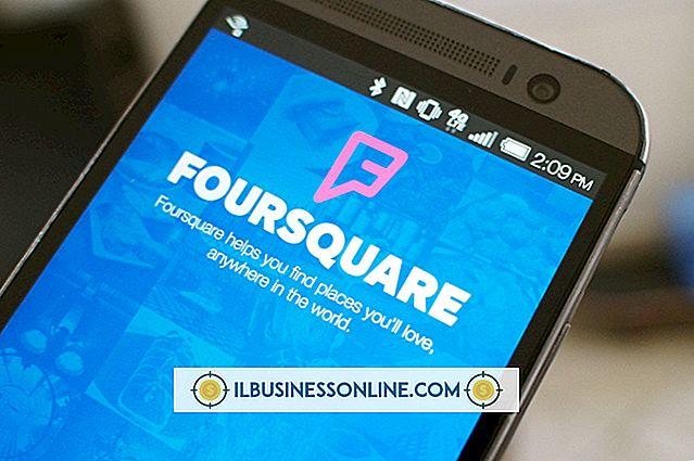 Kategorie Geschäftstechnologie & Kundenbetreuung: So verwenden Sie Foursquare für eine Konferenz